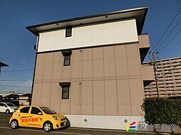 ハイカムール山本[303号室]の外観
