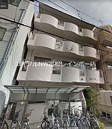 ガレリア中新町[4階]の外観