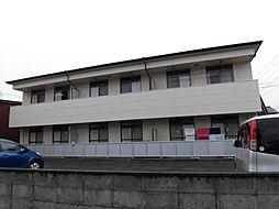 コーポフェリーヌ[2階]の外観