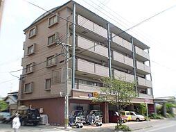 福岡県筑紫野市湯町3丁目の賃貸マンションの外観