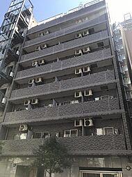 スカイコート三田慶大前[3階]の外観