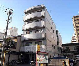 京都府京都市上京区猪熊通上立売上る芝薬師町の賃貸マンションの外観