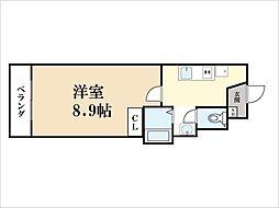 ソル・レヴェンテII[2階]の間取り