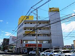 コンフェリア池田[4階]の外観