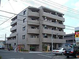 埼玉県川口市南前川2丁目の賃貸マンションの外観