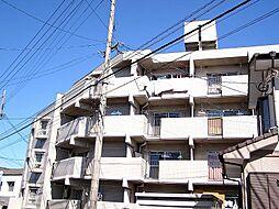 レジデンスM[4階]の外観