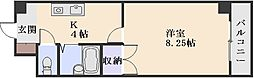 黒田ビル[2階]の間取り