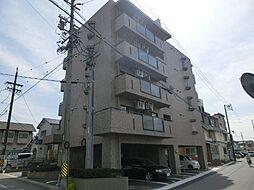 愛知県稲沢市国府宮2丁目の賃貸マンションの外観