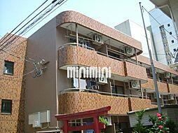 宮城県仙台市青葉区柏木1丁目の賃貸マンションの外観