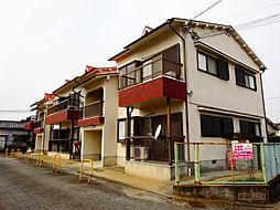 大阪府大阪狭山市狭山3丁目の賃貸アパートの外観