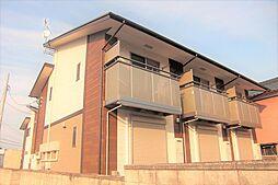 [テラスハウス] 栃木県栃木市大平町富田 の賃貸【/】の外観