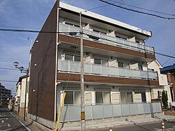 リブリ・タウンコート[201号室]の外観
