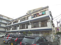 プランドール弐番館[3階]の外観