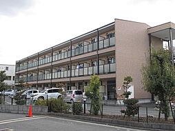 大阪府堺市中区深井畑山町の賃貸アパートの外観