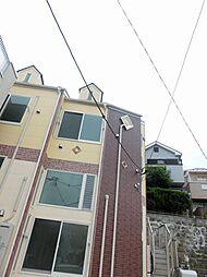 ユナイト町屋マリーナコンティ[2階]の外観