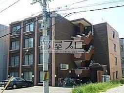 プラムコ−ト札幌[1階]の外観