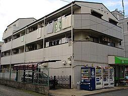 富田マンション[4階]の外観