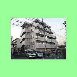 東京都八王子市大和田町5丁目の賃貸アパートの外観