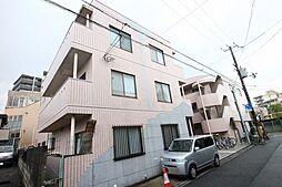 大阪府吹田市千里丘下の賃貸マンションの外観