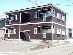 松尾ハウス[2階]の外観