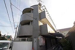 グレースメモリー甲子園[3階]の外観
