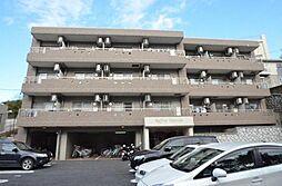 ラフィネ四ツ谷[5階]の外観