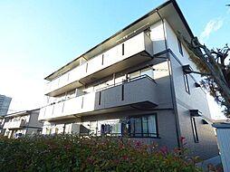 長野県長野市若里3丁目の賃貸アパートの外観
