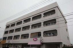 広島県福山市東吉津町の賃貸マンションの外観