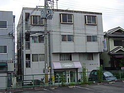 大阪府高槻市柱本新町の賃貸マンションの外観