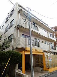 千葉県八千代市八千代台北6丁目の賃貸マンションの外観
