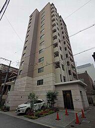 レジュールアッシュ天王寺堂ヶ芝[9階]の外観