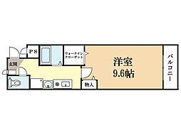 K-11.ほうその[2階]の間取り
