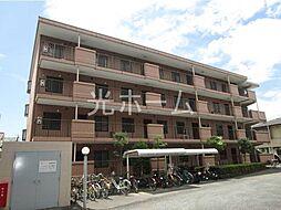 東京都東久留米市小山5丁目の賃貸マンションの外観