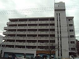 マンション長谷川[6階]の外観