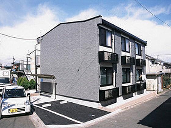 クルンテープB[2階]の外観