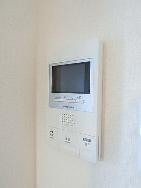 RITZ GRANDE東札幌のTVモニターホンです