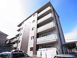 マンションアール[3階]の外観