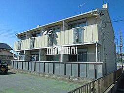 タウニー新町[1階]の外観