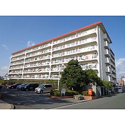 静岡県浜松市中区海老塚2丁目の賃貸マンションの外観