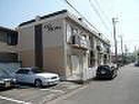 兵庫県加古川市別府町新野辺の賃貸アパートの外観