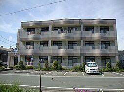 静岡県浜松市南区若林町の賃貸マンションの外観