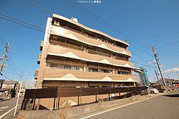 愛知県名古屋市中川区春田4丁目の賃貸マンションの外観