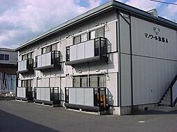 広島県福山市南蔵王町2丁目の賃貸アパートの外観