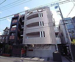 京都府京都市右京区西院西三蔵町の賃貸マンションの外観