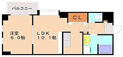 Medio21[2階]の間取り