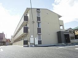 埼玉県春日部市粕壁東2丁目の賃貸アパートの外観