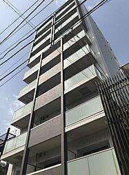 東京メトロ日比谷線 南千住駅 徒歩10分の賃貸マンション 2階1Kの間取り