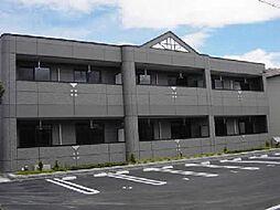 愛知県一宮市開明の賃貸アパートの外観