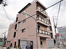 寝屋川コーポラスI[4階]の外観