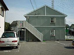 ドミール中島B棟[202号室]の外観
